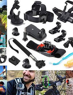 13-in-1 Sports Camera Accessories Kit for GoPro Hero Series