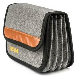 NiSi 100mm Filter Pouch PLUS for 9 Filters #NIP-100-9CASE