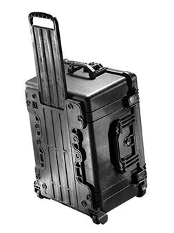 Pelican 1620 Rolling Hard Case with Padded Dividers