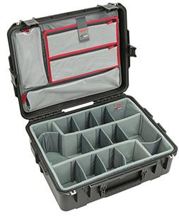 SKB Cases 3i-2217-8DL iSeries Professional Camera Case, Blac