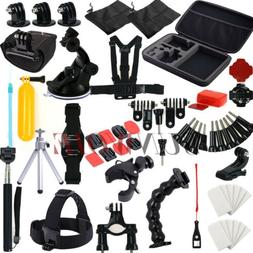 59Ppcs Camera Accessories Bundle Wrist Strap Kit For Gopro H