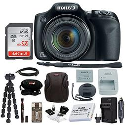 Canon Powershot SX530 HS Camera with 32GB Deluxe Accessory K