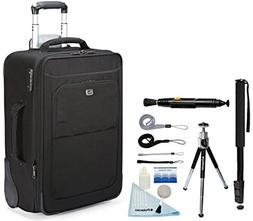 Lowepro NEW Pro Roller X300 AW Photo Rolling Case For Dslr C
