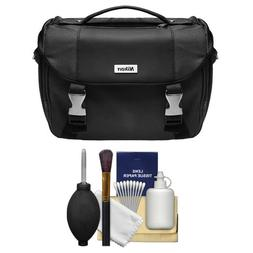 Nikon Deluxe Digital SLR Camera Case - Gadget Bag, Cleaning