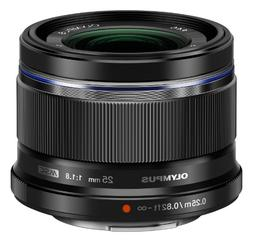 Olympus 25mm f1.8 Interchangeable Lens
