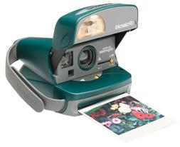 Polaroid One-Step Express Hunter Green Instant Camera Kit