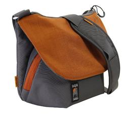 Ape Case, Messenger bag, Large, Orange, Camera insert includ