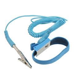 uxcell Anti-static Adjustable Elastic Wrist Strap With Coile