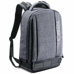 K&F Concept Camera Backpack Bag Case Waterproof for Canon Ni