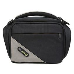 Evecase Medium DSLR SLR Camera Travel Case Shoulder Bag with