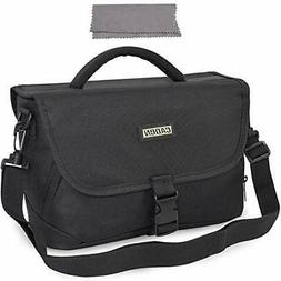CADeN Medium Camera Bag Case Shoulder Messenger Bag Compatib
