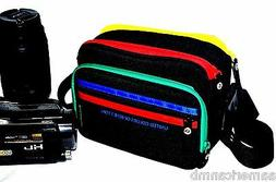 United Colors of Benetton Video Camera Camcorder Lens Should