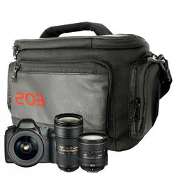 Camera Bag For DSLR Canon Nikon Sony Mirrorless Photo Video