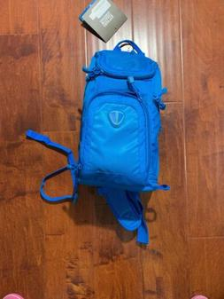 camera bag new with tags teal blue