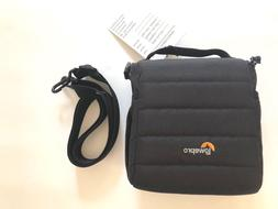 Lowepro Camera Bag Padded Black Messenger Crossbody Strap Tr