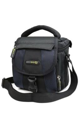 Camera Carrying Pouch Nylon Case with Shoulder Strap for Son