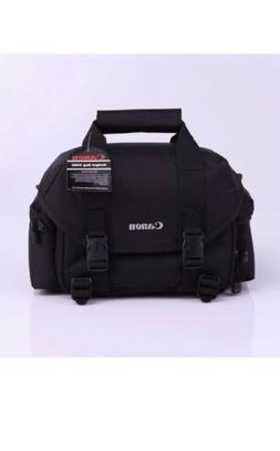 Canon Camera Gadget Bag Carry Portable Shoulder Black DSLR T