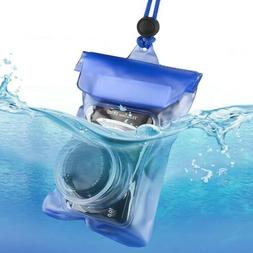 Camera Waterproof Underwater Telescopic Case Diving Bag For