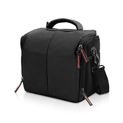 FOSOTO Camera Case Bag Compatible Nikon D3300 D3400 D5300 D5