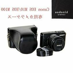 kinokoo case Black Canon mirrorless single-lens camera Power