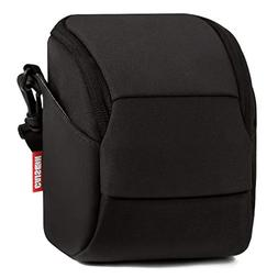 CAISON Camera Case Shoulder Bag for Canon EOS M100 M3 M6 Pow