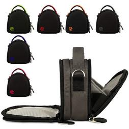 Compact Camera Shoulder Bag Carry Case For Canon PowerShot I