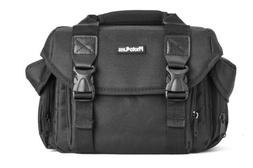 Deluxe DSLR Camera Case Shoulder Bag For Canon, Nikon & Sony