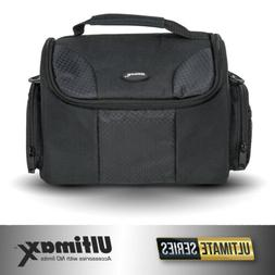 Deluxe Fully Padded Water Resistant Gadget Bag Case for Came