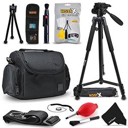Deluxe Accessories Bundle / Kit for Nikon Coolpix B500, B700