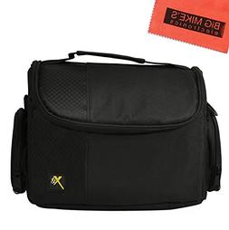 Deluxe Soft Medium Camera Case For Canon Digital EOS Rebel S