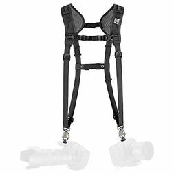 BlackRapid Double Slim Breathe Camera Harness - Carries 2 Ca