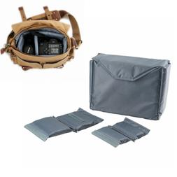 G-raphy Camera Insert Camera Bag for All DSLR SLR Cameras
