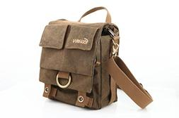 EMB-SS05_CF waterproof Canvas Vintage fashionable DSLR Camer