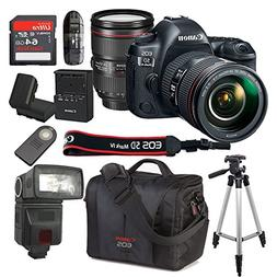 Canon EOS 5D Mark IV With 24-105mm f/4 L IS II USM Lens Kit