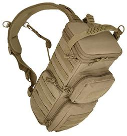 Hazard 4 Evac Photo-Recon Sling Pack with Molle, Coyote