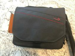 Lowepro Event Messenger 150 Camera Bag, Black/Red, NEW with