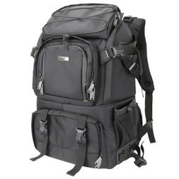 Extra Large Professional DSLR Camera/Lens/Laptop Backpack Ca