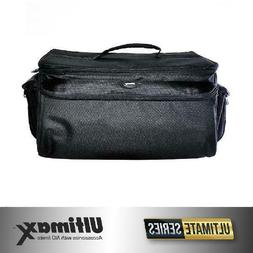 Extra Large Soft Padded Camcorder Equipment Bag Case by ULTI
