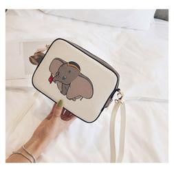 Fashion Little elephant pattern women shoulder bag Crossbody