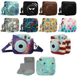 For Fujifilm Instax Mini 8 / 8+ Mini 9 Instant Camera Case B