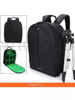 G-raphy Camera Bag Backpack with Rain Cover - for all DSLR S