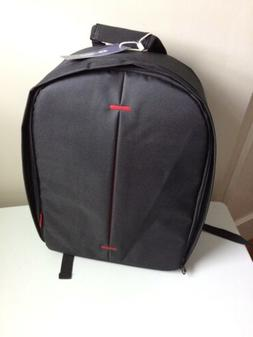 G-raphy Camera Bag Camera Backpack with Rain Cover NWT