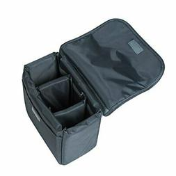 G-raphy Camera Insert Camera Bag for All DSLR SLR Cameras Sm