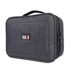 BUBM Electronic Organizer, Double Layer Travel Accessories S