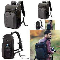Hard Shell Camera Bag Backpack Travel Waterproof Laptop and