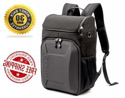 Evecase Hard Shell SLR Camera Bag Backpack Travel Waterproof