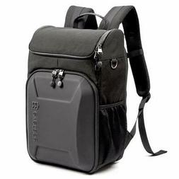 Evecase Hard Shell SLR DSLR Camera Bag Backpack Travel Water