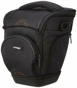 AmazonBasics Holster Camera Case for DSLR Cameras - Black