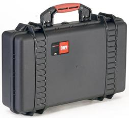 HPRC HPRC2530FBlack Hard Case with Cubed Foam for Cameras