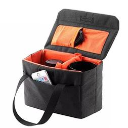 G-raphy Camera Insert Bag Waterproof for Nikon, Canon, Sony,